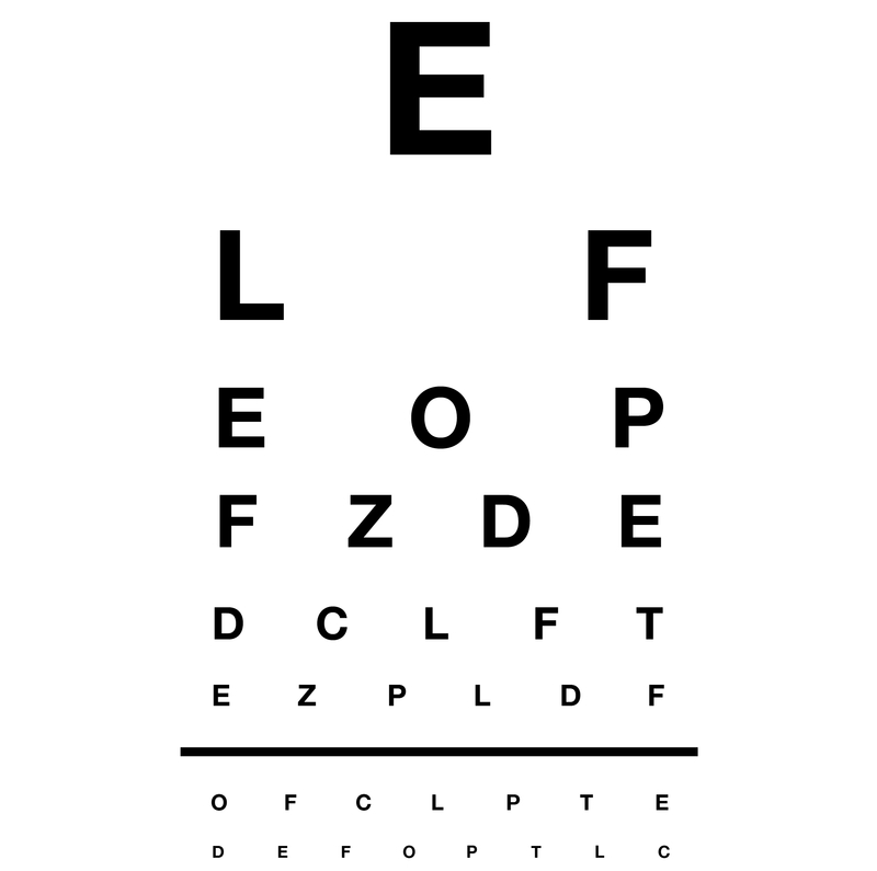 Free Online Eye Test Test Your Eye Vision Today Optoplus