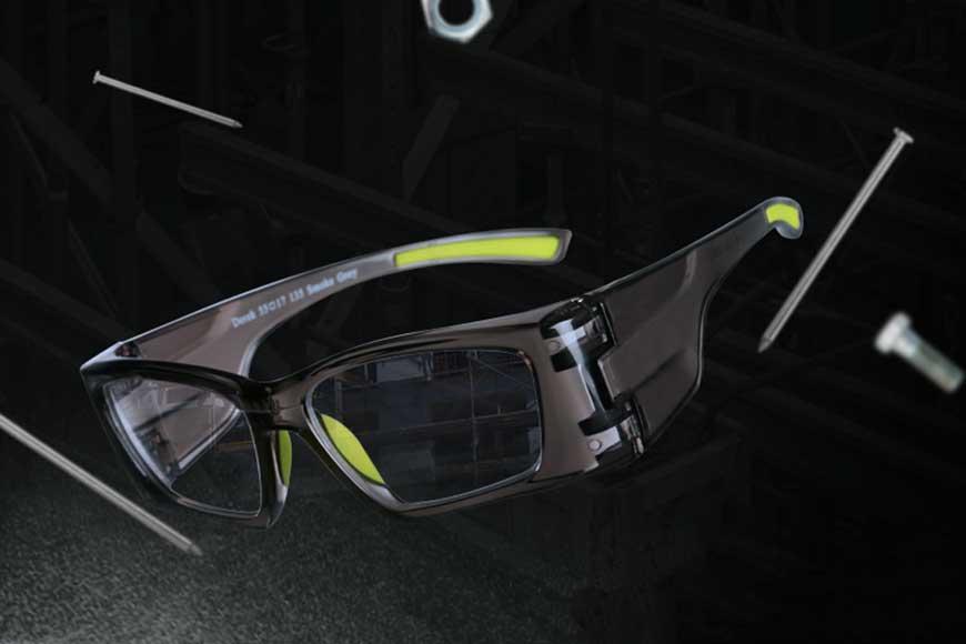 prescription lunettes de s curit optoplus. Black Bedroom Furniture Sets. Home Design Ideas